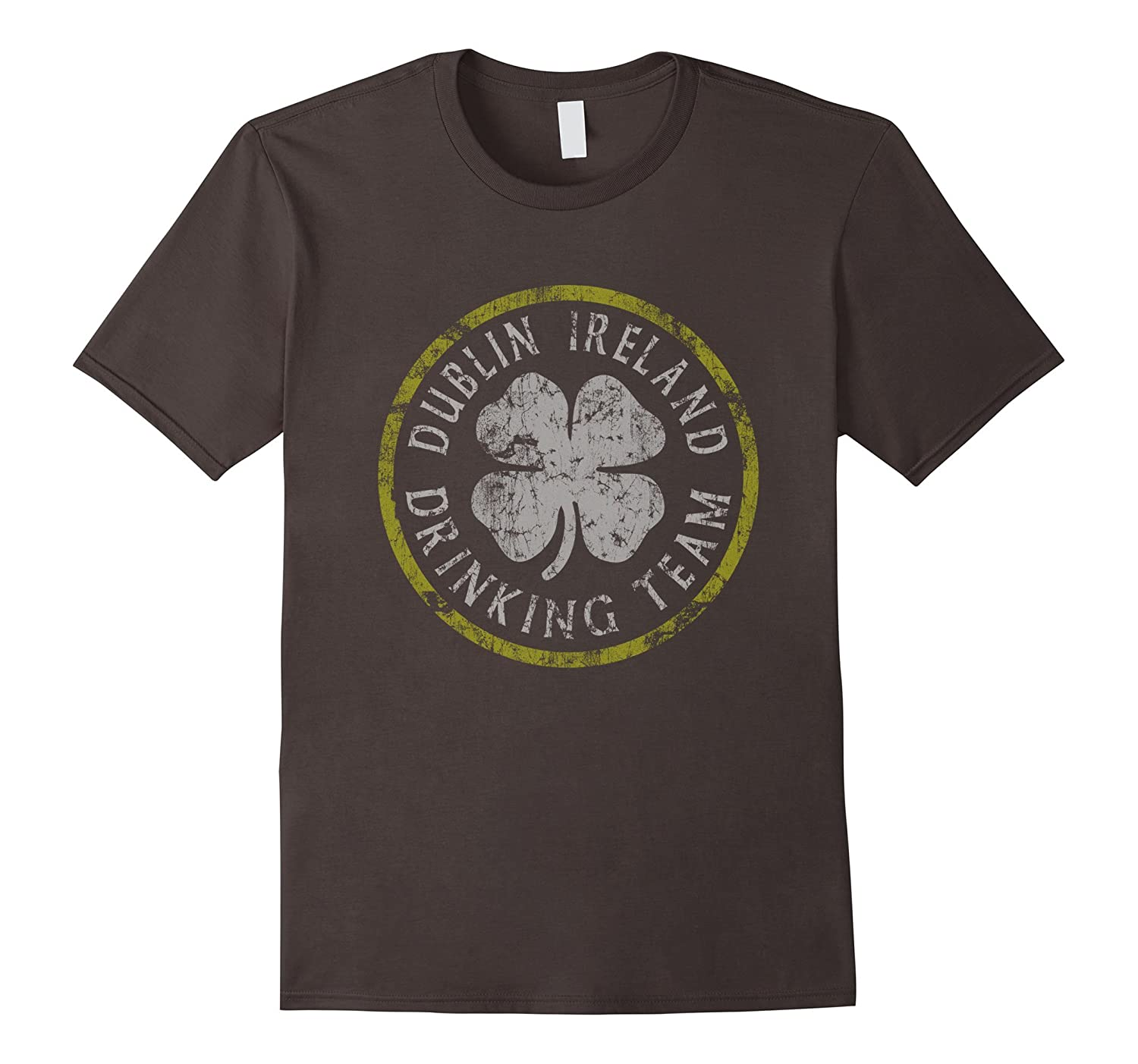 Dublin Irish Drinking Team Shirt-Vaci