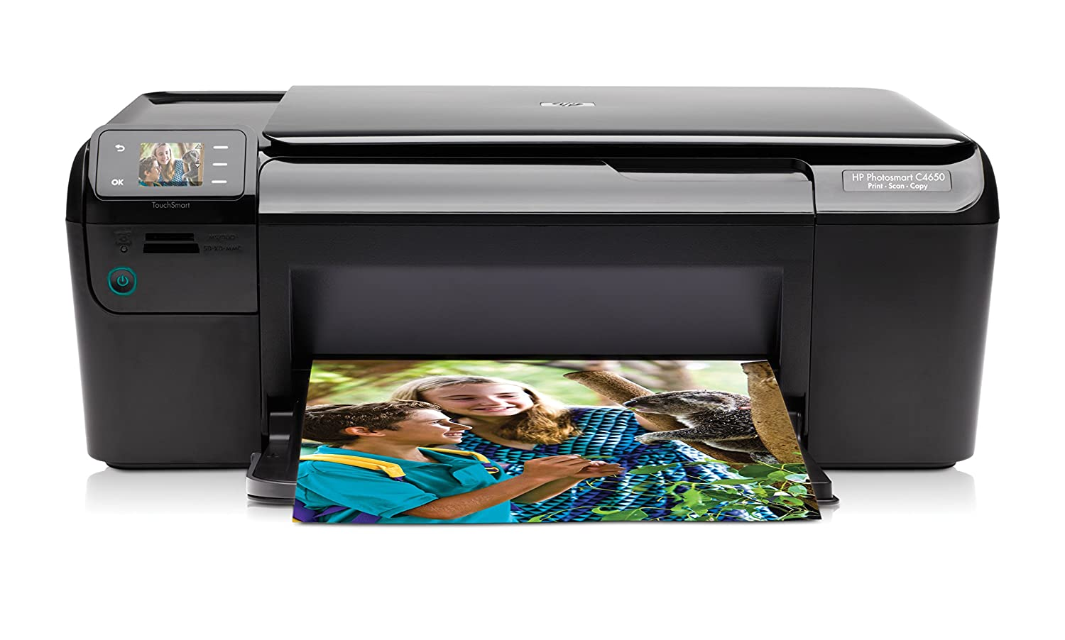 Amazon HP Photosmart C4650 All In One Printer Electronics