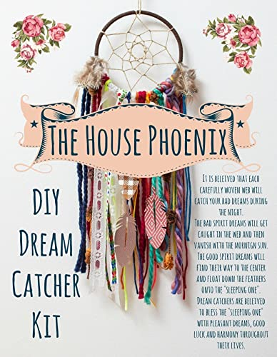 Make your own dreamcatcher craft kit makes the perfect birthday make your own dreamcatcher craft kit makes the perfect birthday gift for her do solutioingenieria Images