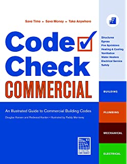 Code Check Commercial An Illustrated Guide To Building Codes