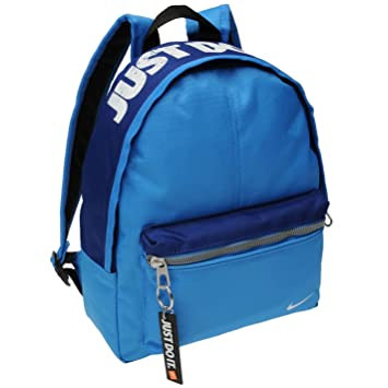 c8c53f833933 Nike Mini Base Backpack Royal Blue Rucksack Sports Bag Gymbag Kitbag H 30cm