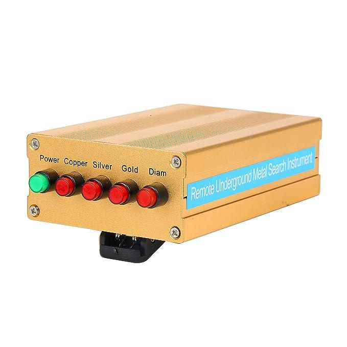 Amazon.com : YaeCCC Gold Metal Detector Long Search Range 3D Gold Detector Professional Metal Detector Search Range 800M/2624ft Detecting Depth 14M/46ft (3D ...
