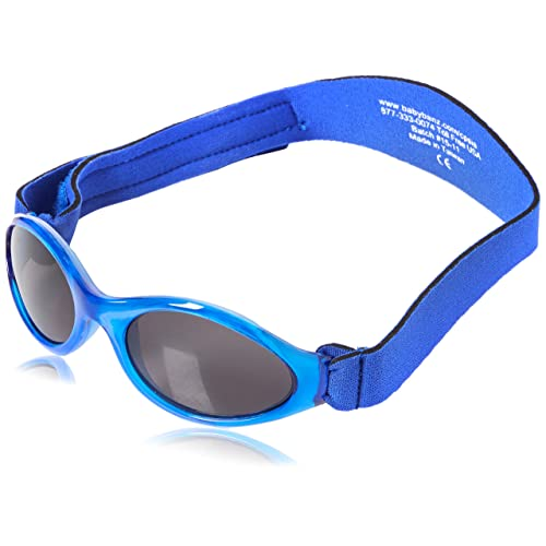 6c03a3bef0 KidzBanz® Unisex KidzBanz kindersonnenbrille – azul aventura KB000 gafas de  sol