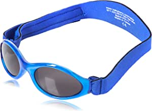 Banz Baby Adventure Sunglasses, Blue, Infants 0-2 Years (BBN000)