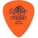 Dunlop Tortex Standard .50mm Red Guitar Pick - 12 Pack 12 Pack .60mm .60mm | Orange