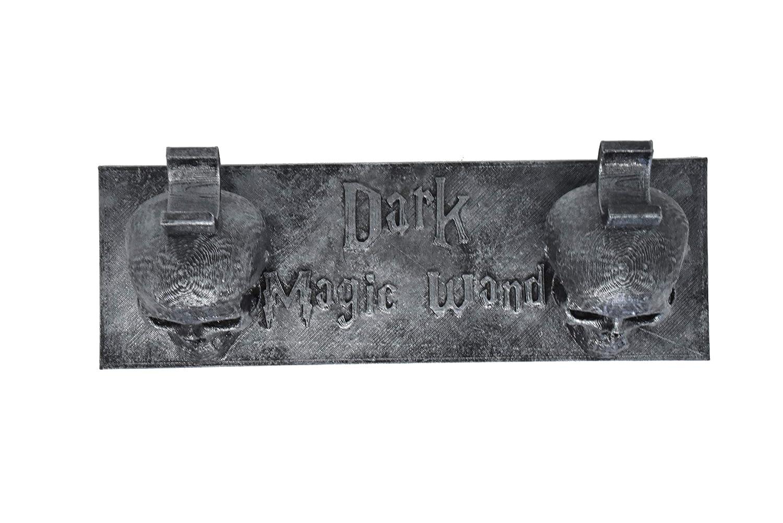 Dark Magic Wand Stand