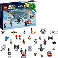 LEGO Star Wars Advent Calendar 75307 Awesome Toy Building Kit for Kids with 7 Popular Characters and 17 Mini Builds; New…