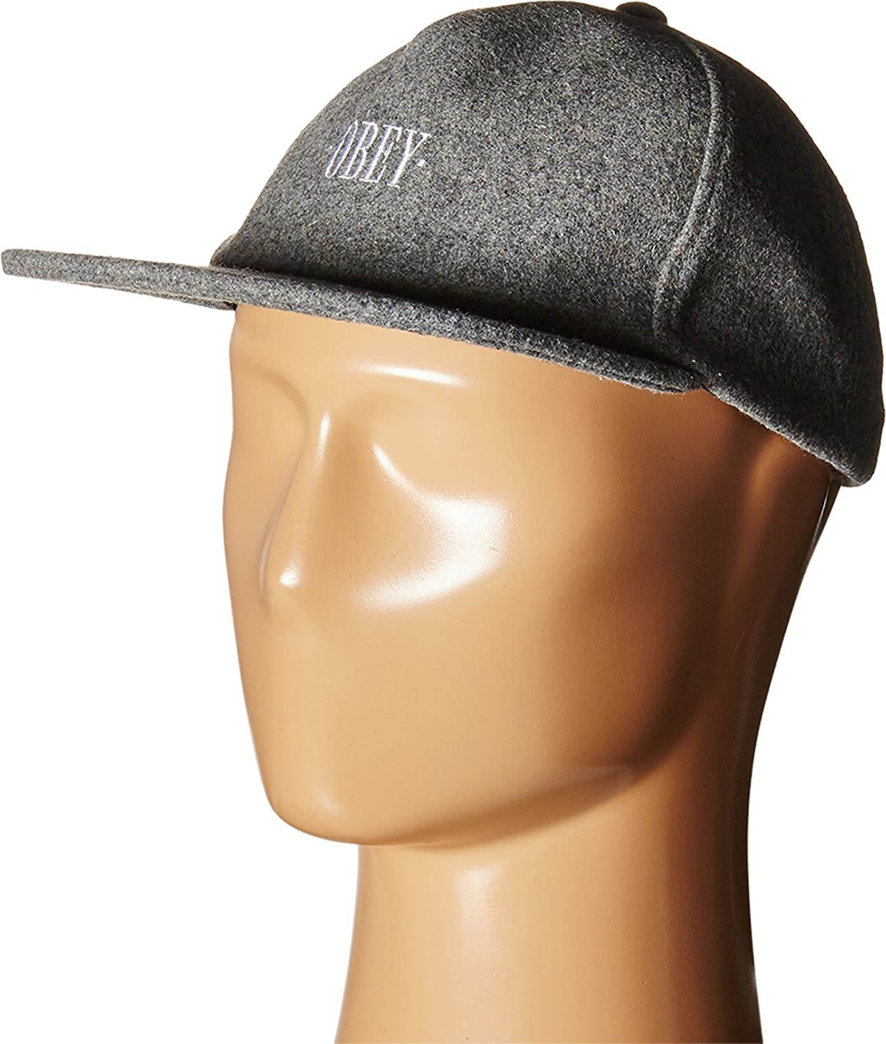 Gorra Obey Southgate Hat Heather Charcoal: Amazon.es: Ropa y ...