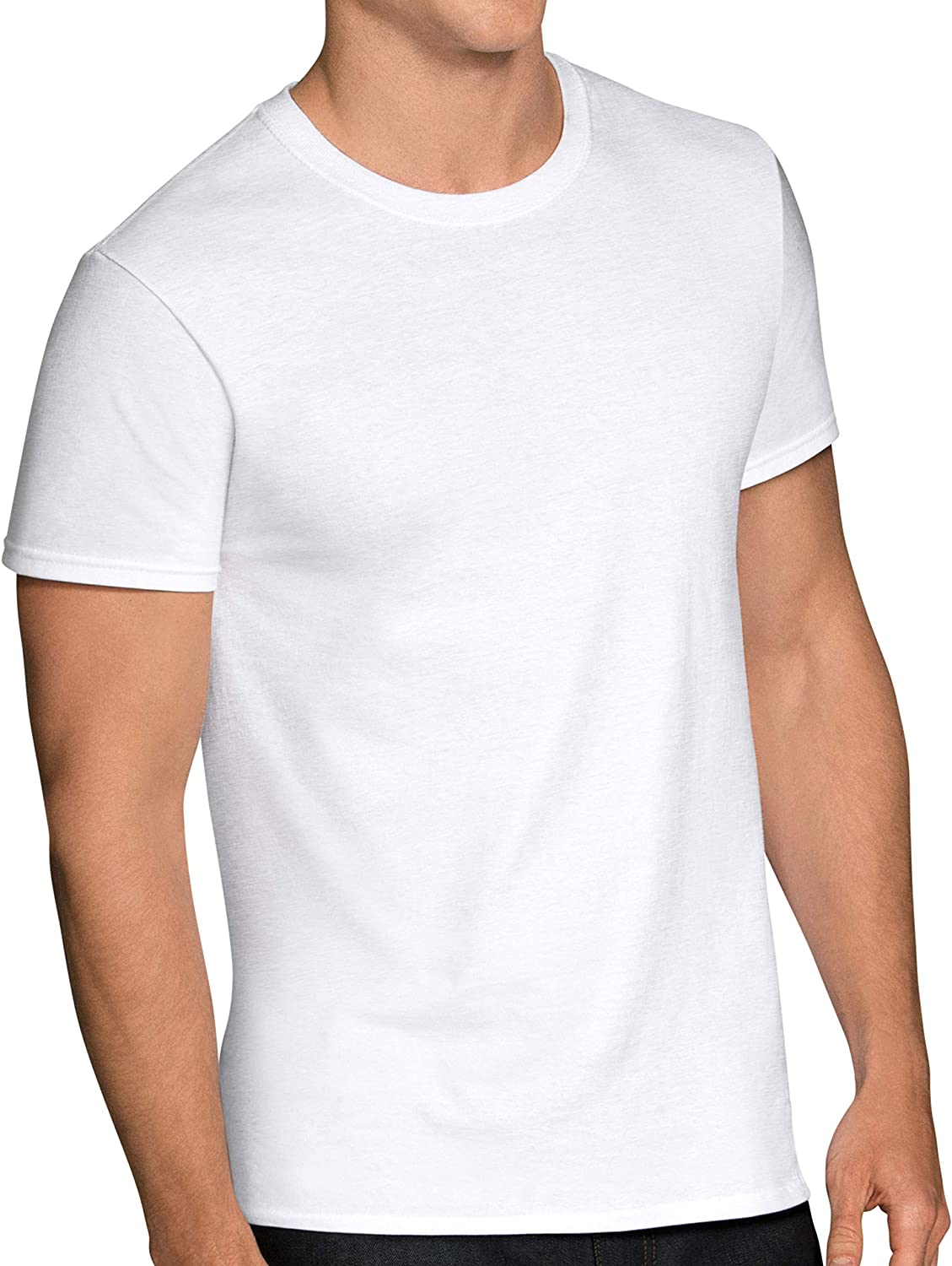 Fruit of the Loom Men's Stay Tucked Crew T-Shirt |