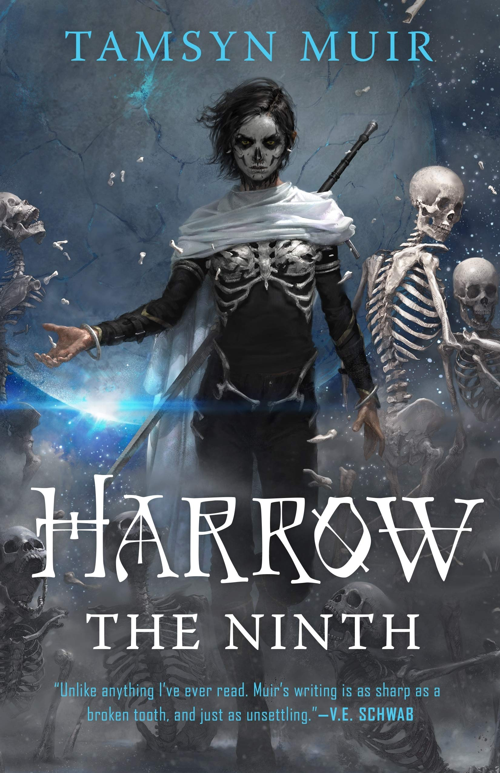 Harrow the Ninth (The Locked Tomb Trilogy) (Locked Tomb Trilogy, 2):  Amazon.co.uk: Tamsyn Muir: 9781250313225: Books