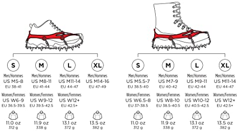 low priced b5799 c4c11 Amazon.com  Kahtoola MICROspikes Traction System
