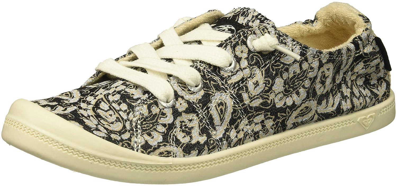 Roxy Women's Bayshore Slip on Shoe Sneaker B06XWHH67P 9 B(M) US|Paisley Print