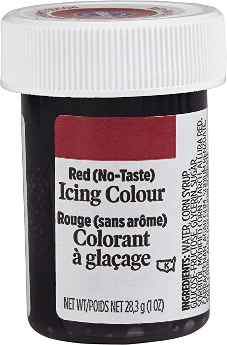 The Best Wilton Food Coloring No Taste Red