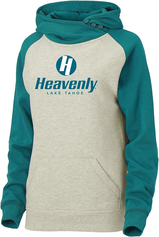 Ouray Sportswear Women's Heavenly Resort Asym Redux Hoodie