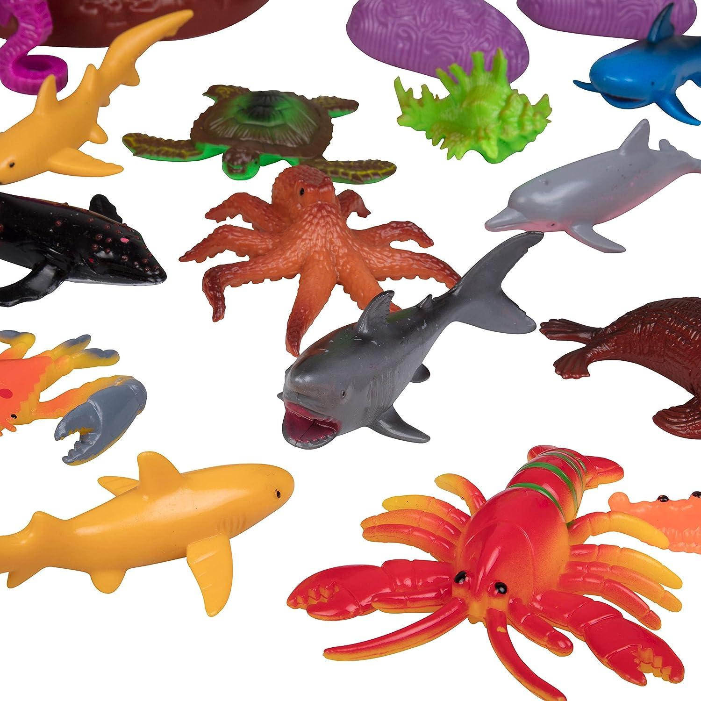 Ocean Life Play Set Hingfat 74344