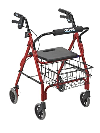 Amazon.com: Drive Medical Drive Palanca Freno – Andador con ...