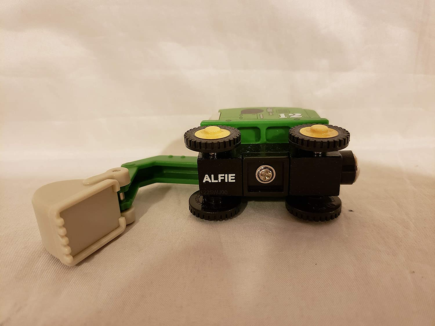 Brand New Loose Learning Curve Thomas /& Friends Wooden Railway Tank Train Engine Alfie