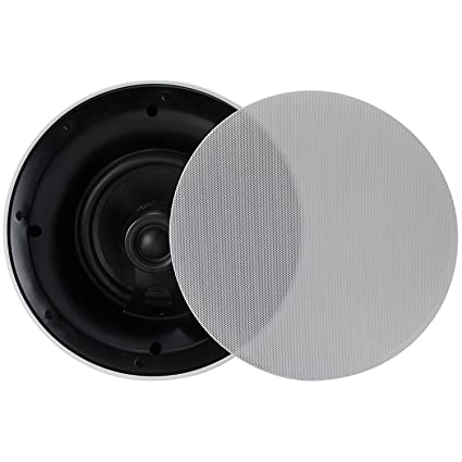 Dayton Audio ME650C 6-1/2 Micro-Edge LCRS 15 Degree Angled
