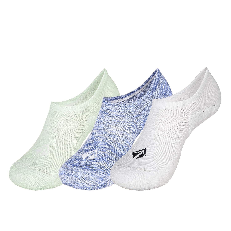 LIFT 23 Atacama Moisture Wicking Low-Cut Comfort Socks 3-pack