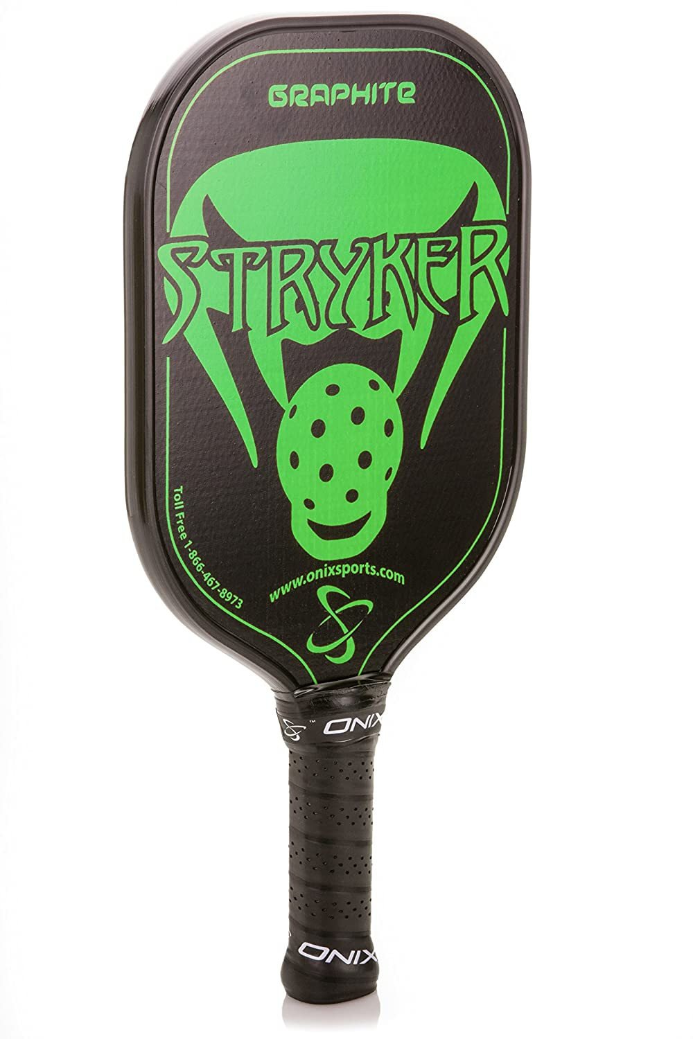 ONIX Graphite Stryker Pickleball Paddle, Unisex, KZ200-GRN, Verde: Amazon.es: Deportes y aire libre