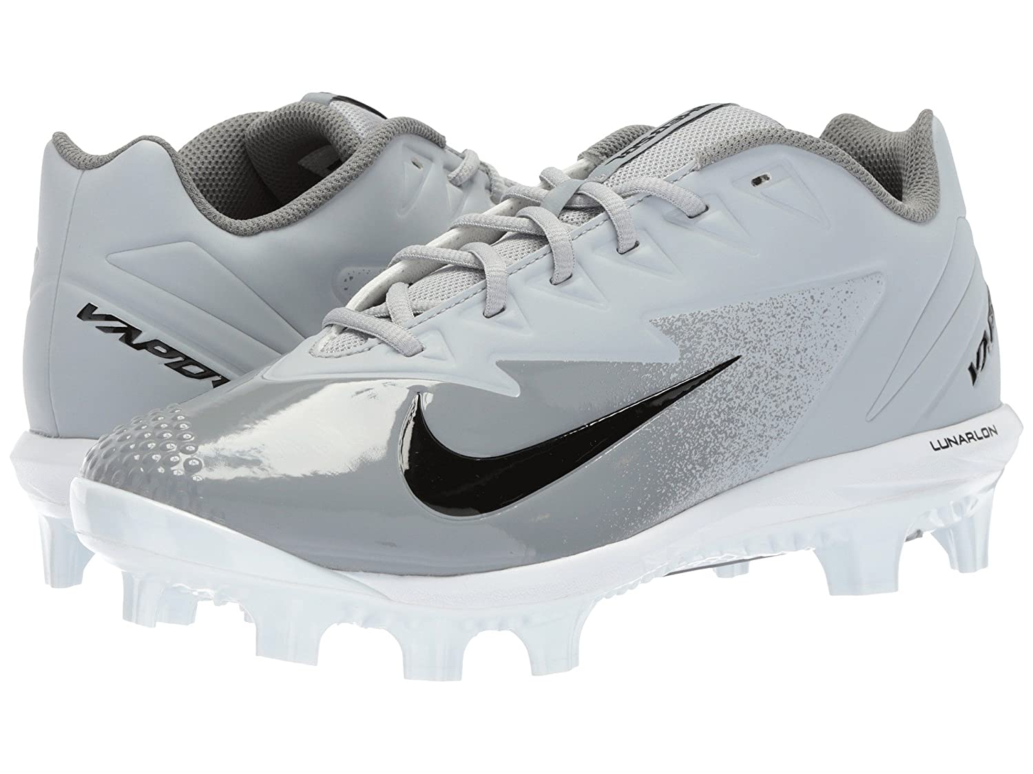 (ナイキ) NIKE メンズ野球ベースボールシューズ靴 Vapor Ultrafly Pro MCS Wolf Grey/White/Cool Grey/White 12 (30cm) D Medium B078Q3QVTZ