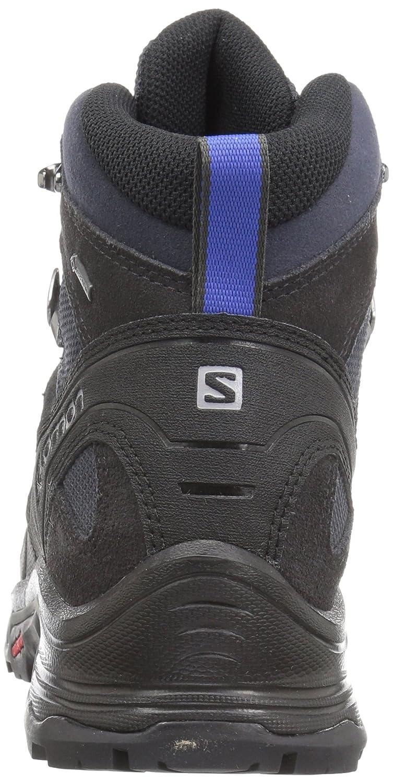 Salomon Women's Quest Prime GTX W Backpacking Boot B01MQMSCWP 6 M US|India Ink/Phantom/Amparo Blue