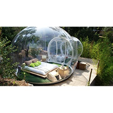 One Night Stay in Unique Bubble Hotel in France for Two - Tinggly Voucher/Gift Card in a Gift Box