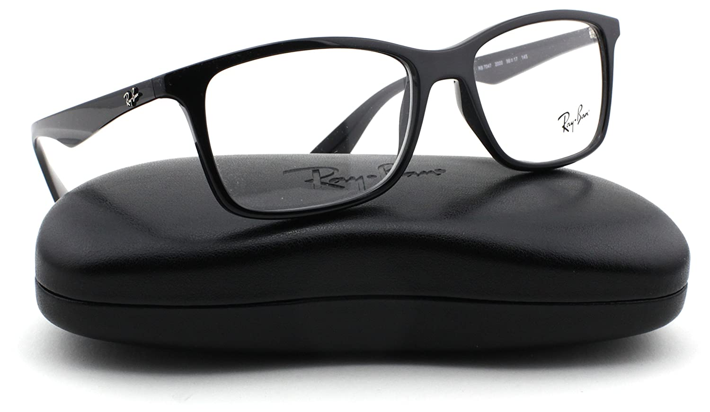 36b7818087f18 Ray-Ban RX7047 Rectangle Unisex Eyeglasses 54)  1541003914-260738 ...