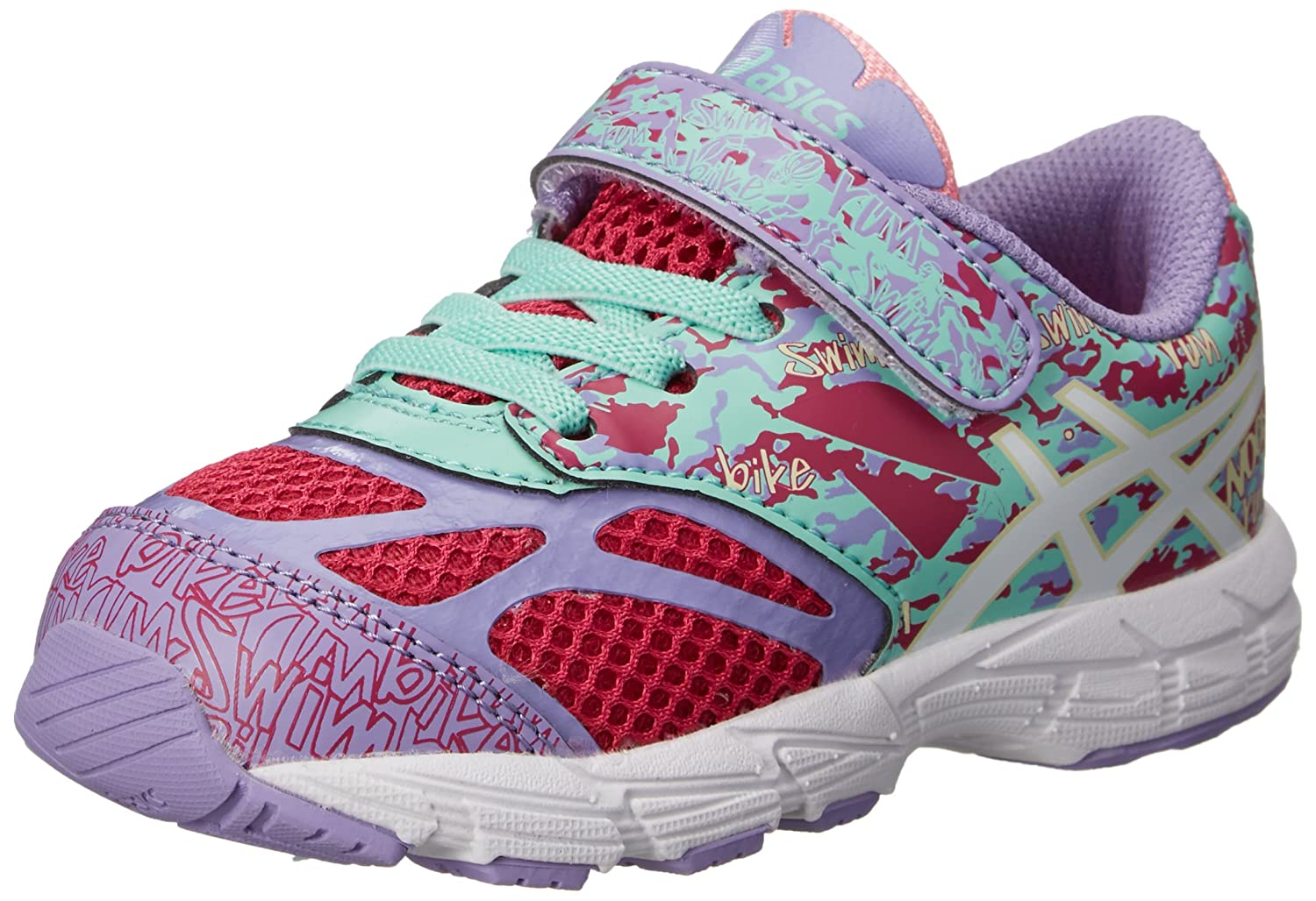 asics girls trainers
