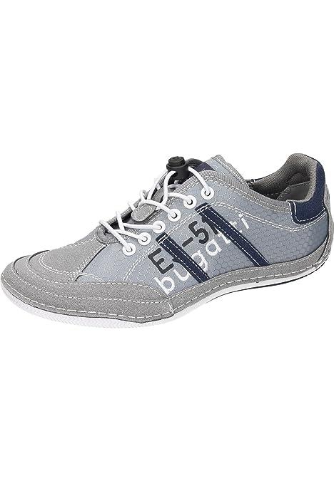 Bugatti Sneaker, mit Easy Change Wechselfußbett Schuhe