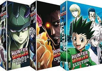 Hunter X Hunter Nouvelle Serie Chimera Ant 3 Et 4 Election 3 Coffrets Dvd Dvd Blu Ray Amazon Fr Pour aller dans les quartiers pauvres. chimera ant 3 et 4 election
