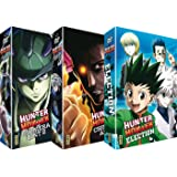 Hunter X Hunter (Nouvelle Série) - Chimera Ant 3 et 4 + Election - 3 coffrets DVD