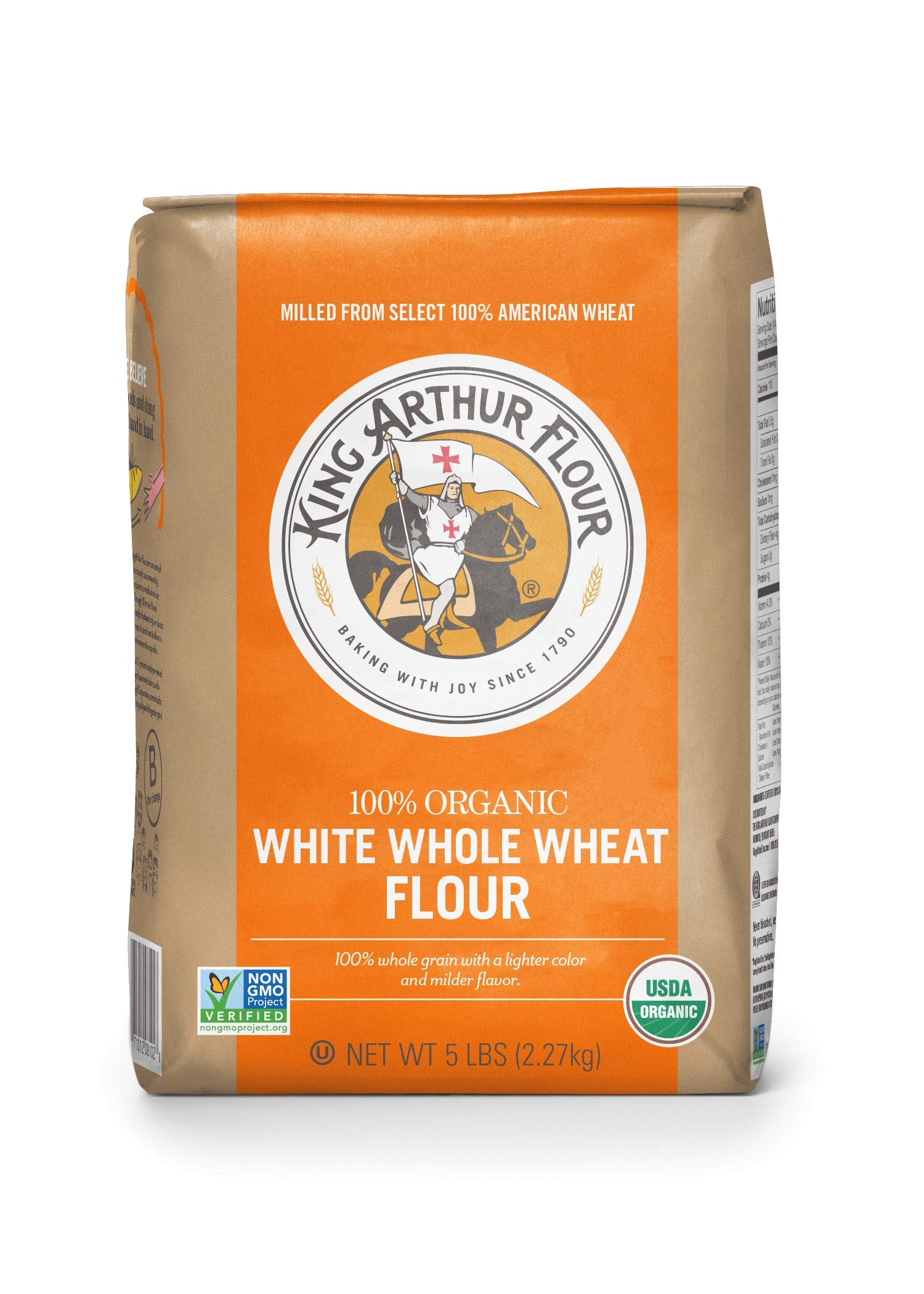 Amazon.com : King Arthur Flour 100% Organic All-Purpose