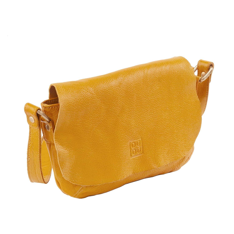 Tidlös – miniväska Saffron Yellow