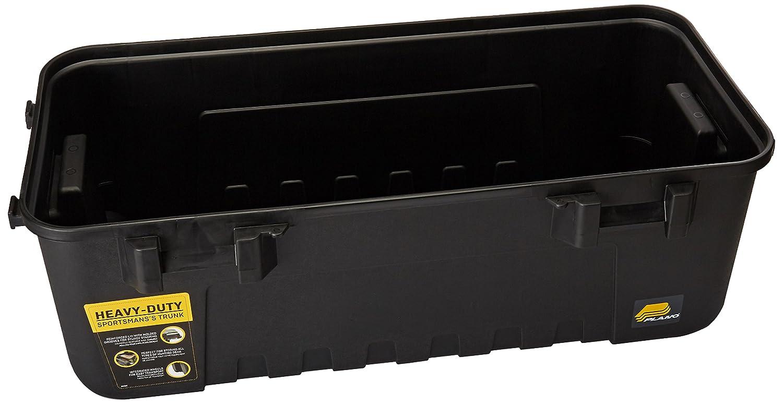 New Heavy Duty Plano Military Storage Trunk Black Amazon.co.uk DIY u0026 Tools  sc 1 st  Amazon UK & New Heavy Duty Plano Military Storage Trunk Black: Amazon.co.uk ...
