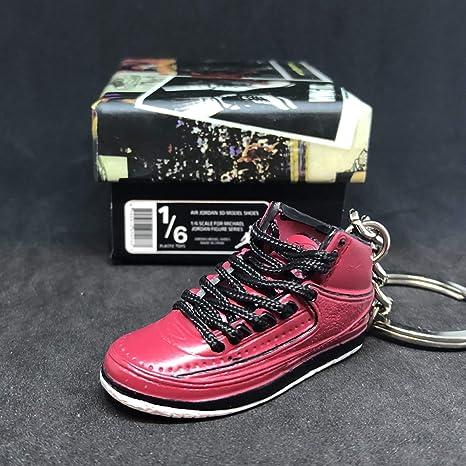 separation shoes 77f95 33557 Amazon.com : Air Jordan II 2 Retro QF Candy Pack Red Black ...