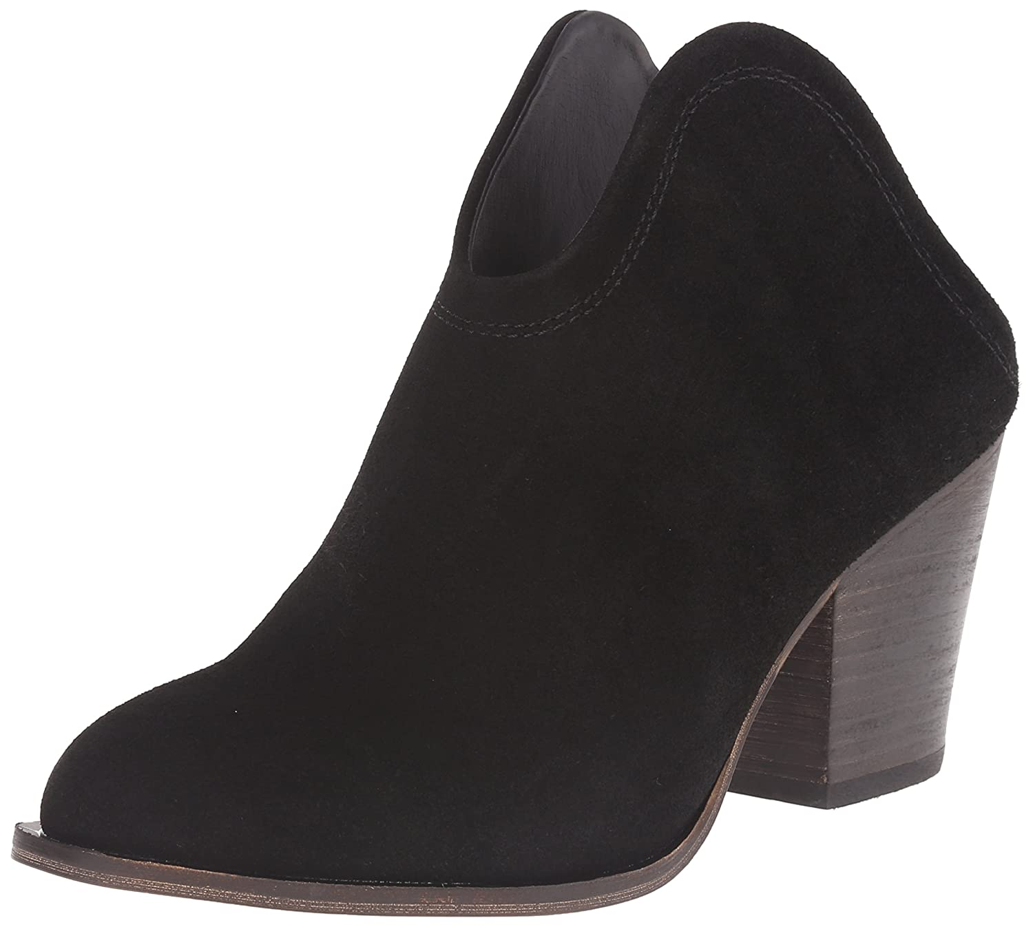 Chinese Laundry Women's Kelso Bootie B011XZINJU 6.5 B(M) US|Black Suede