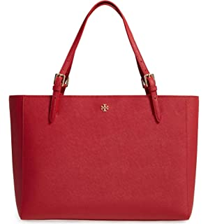 dbdd84712d38 Amazon.com  Tory Burch York Buckle Tote in Kir Royale  Shoes