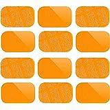 高電導ジェルシート 交換パッド CAMORF交換用ジェルパッド 日本製ジェル採用 EMS腹筋ベルト用 腹筋 ウエスト トレーニング 品質保証