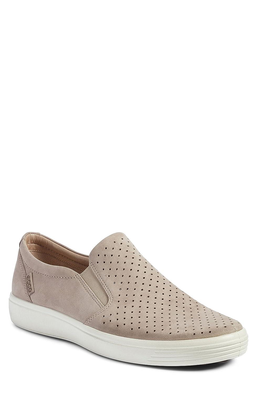 [エコー] メンズ スニーカー ECCO Soft 7 Retro Slip-On Sneaker (Men) [並行輸入品] B07CC4VVKC