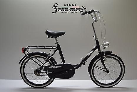 Bici Bicicletta Graziella Pieghevole Passeggio Uomo Donna Modello Da