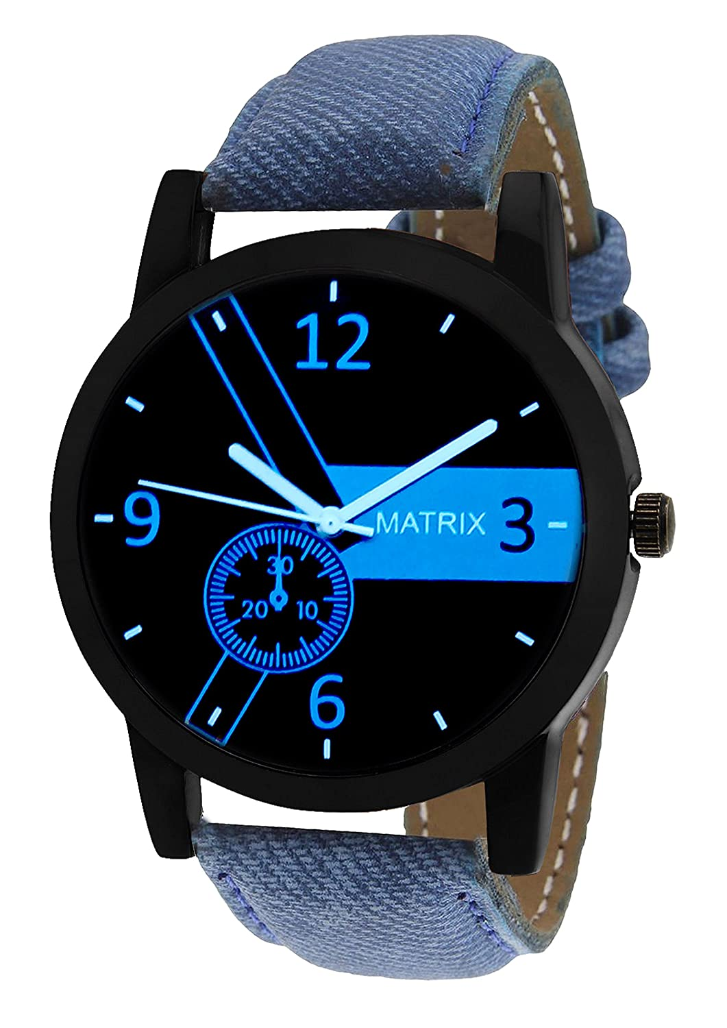 Matrix Casual Analogue Multicolour Dial Men