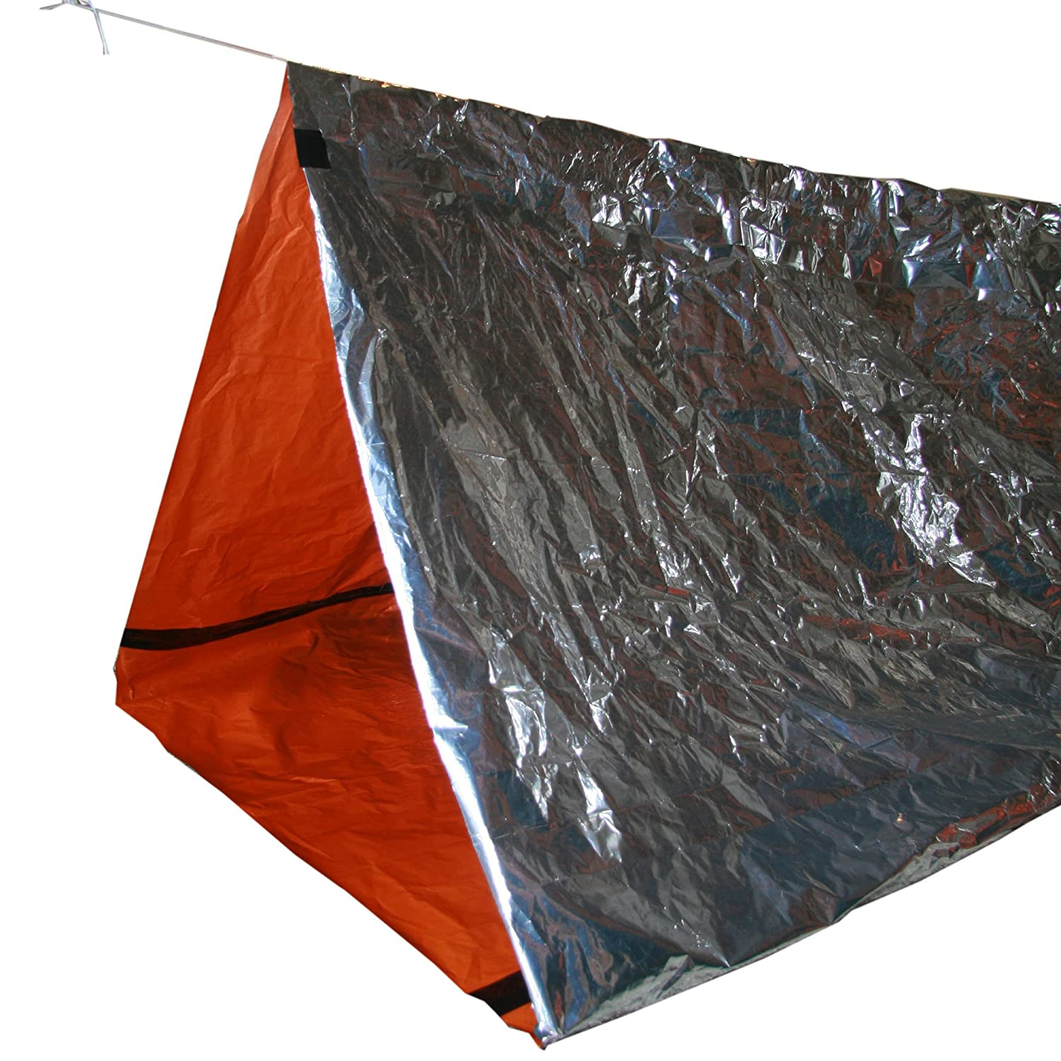 Amazon.com  ThermaSave Reflective Tube Tent 2 Person Reversible Cold/Hot Weather Emergency Shelter by Emergency Zone  Survival Tube Tent  Sports u0026 ...  sc 1 st  Amazon.com : emergency tube tent - memphite.com