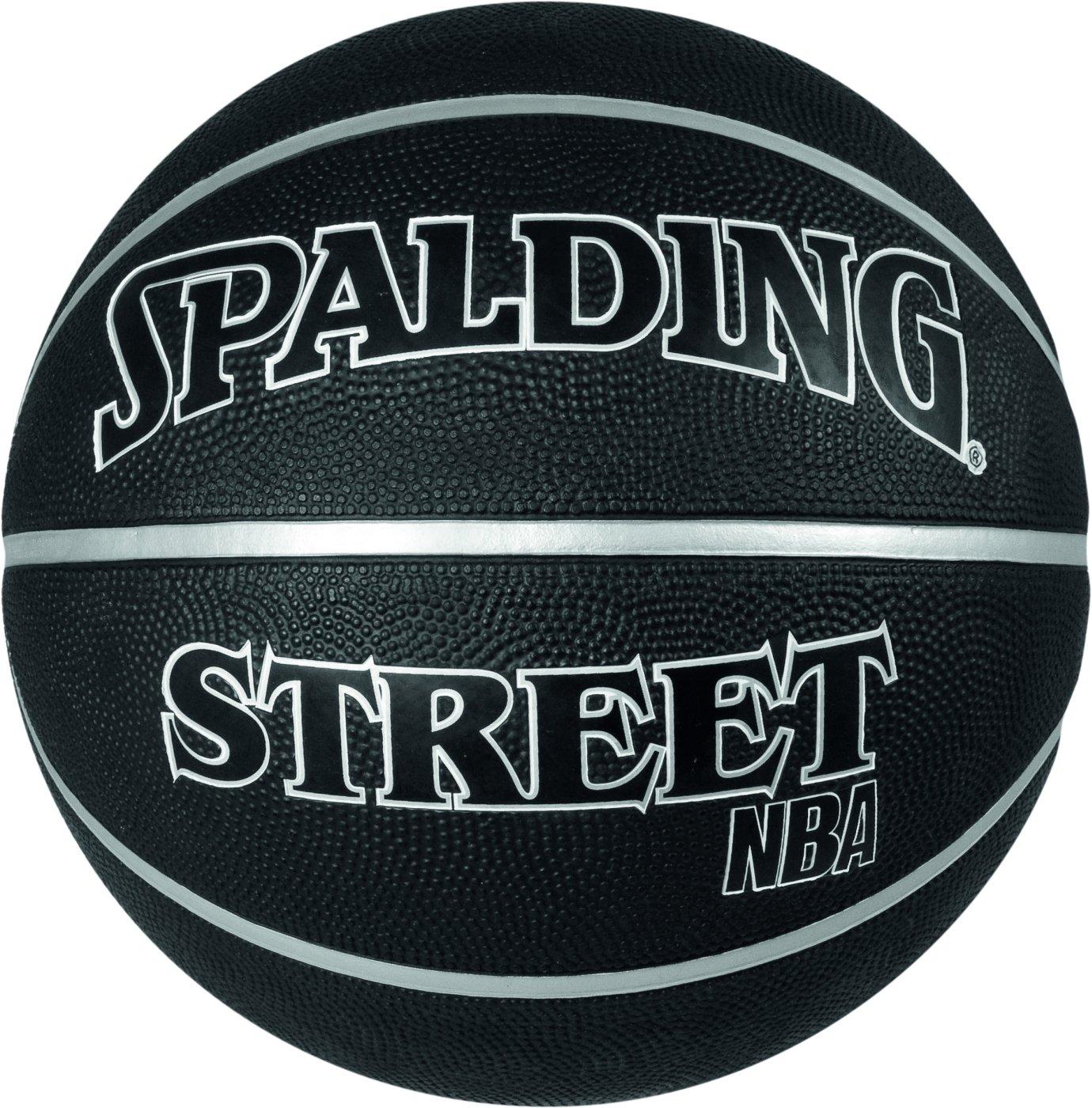 Spalding NBA Street Ballon de basketball mixte adulte 3001505010017