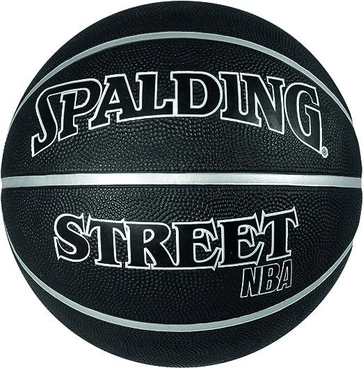 5 opinioni per Spalding- Pallone da basket NBA Street