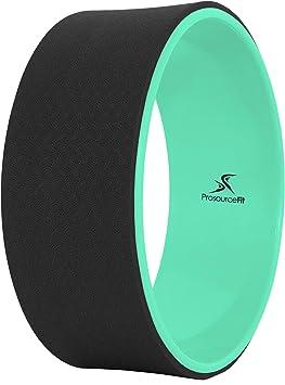 Amazon.com: ProSource, rueda para yoga, para estirar ...