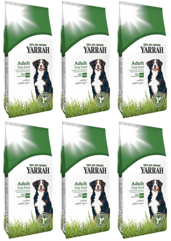 (6 PACK) Yarrah Organic Multi Dog Biscuits   6 X 250g   6 PACK SUPER SAVER SAVE MONEY