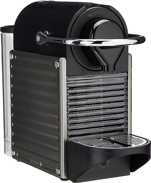 Amazon.com: Nespresso Pixie Espresso Maker, Electric Titan ...