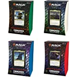 Magic: The Gathering Adventures in the Forgotten Realms Commander Deck Bundle – Includes 1 Draconic Rage + 1 Planar Portal +