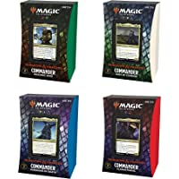 Magic: The Gathering Adventures in the Forgotten Realms Commander Deck Bundle – Includes 1 Draconic Rage + 1 Planar…